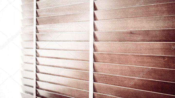 Alle voor- en nadelen van houten jaloezieen