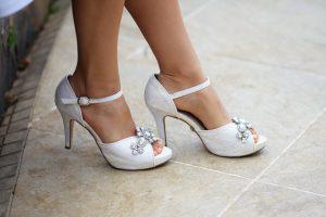 De meest bijzondere trouwschoenen: verkrijgbaar bij Shoelia