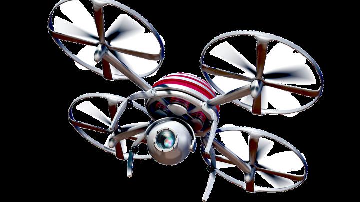 Wat kan je allemaal met een drone?